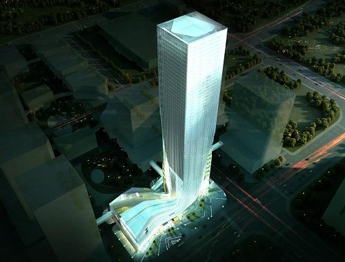 佛山企业家大厦工程项目